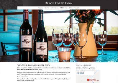 Black Creek Farm