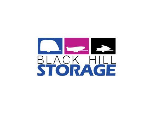 Black Hill Storage Logo